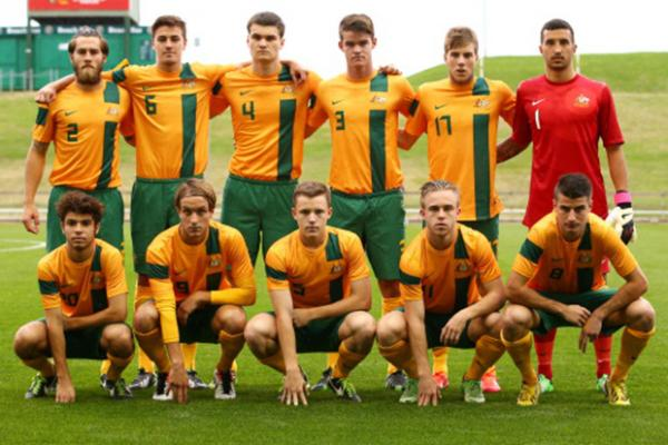 Young Socceroos ready for Spain tournament