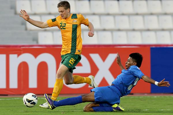 Olyroos kick off campaign with win