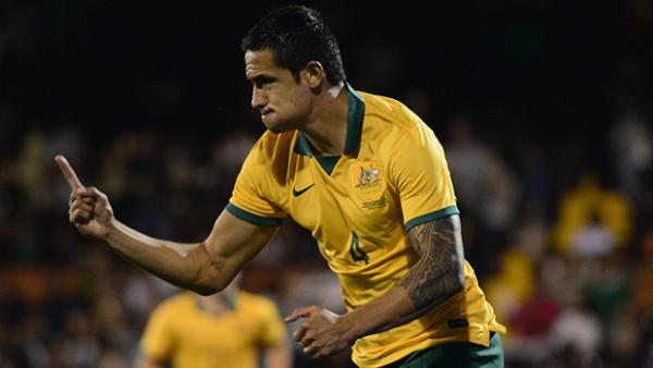 Tim Cahill has joined Chinese outfit Shanghai Shenhua.