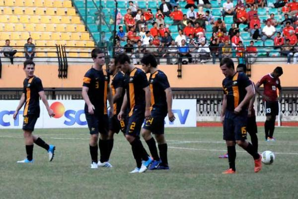 Qantas Young Socceroos defeat Timor Leste