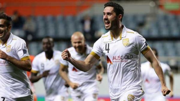 Caltex Socceroos debutant Dylan McGowan says his rise from the Reds to the Roos shows the Hyundai A-League can be a platform for ambitious young Aussies.