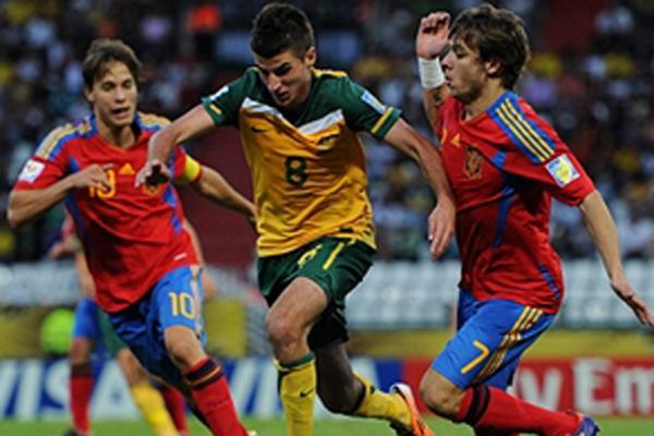 Okon names Qantas Young Socceroos squad for AFC U-22 Qualifiers