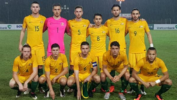 Young Socceroos v Cambodia