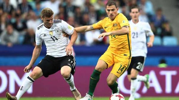 James Troisi says Australia's desire to play a more technical brand of football will not be sacrificed at the FIFA Confederations Cup.