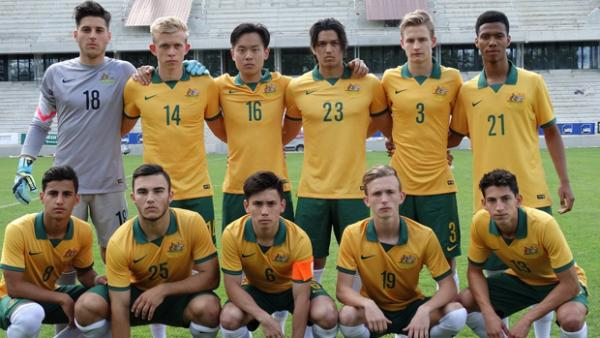 The Joeys XI which downed French side Stade Rennais 2-1 in September.