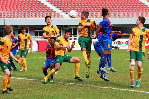 Joeys thump Brunei