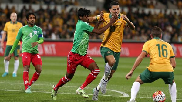 Tom Rogic was at his incisive best during an impressive performance.