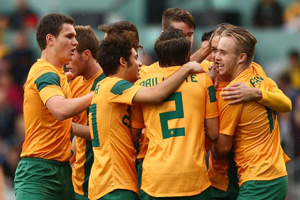 Squad announced for Young Socceroos training camp