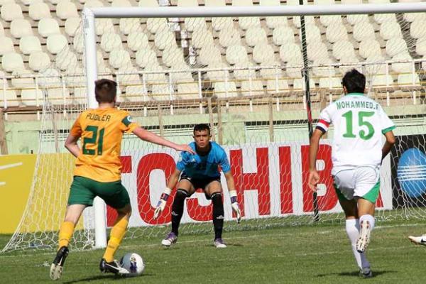 Qantas Joeys second in group at AFC U-16 Championship