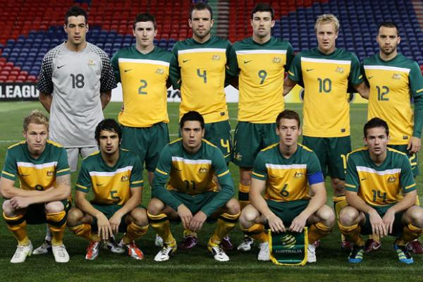 Qantas Young Socceroos in Group D for AFC U-19 Championship