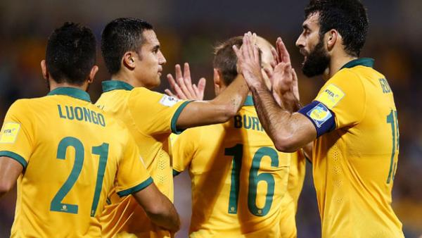 The Socceroos returned to winning ways with a 3-0 win over Kyrgystan in Canberra.
