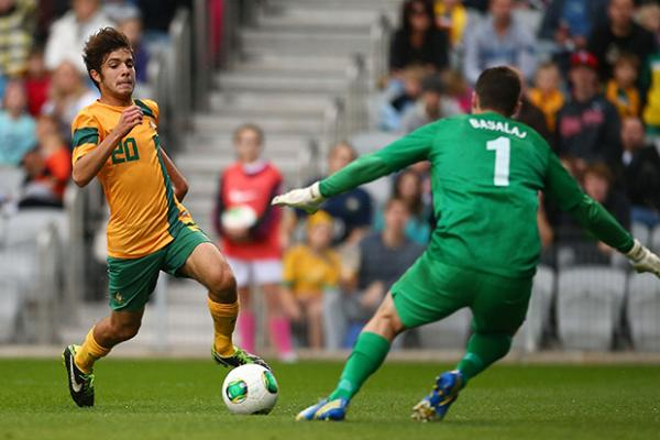 Young Socceroos to meet USA, Chile and Bermuda