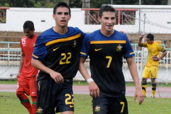Qantas Young Socceroos qualify for AFC U-19 Championships