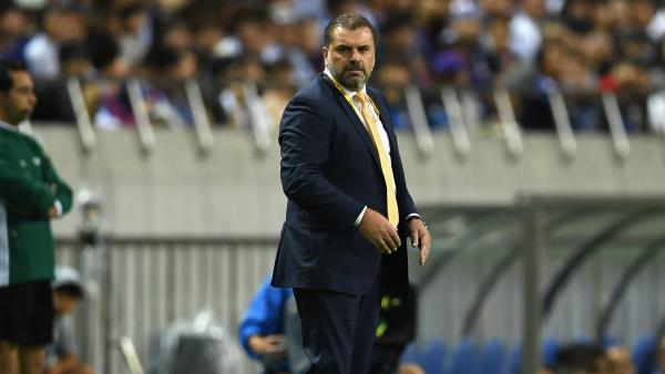 Caltex Socceroos boss Ange Postecoglou was left frustrated after his side's 2-0 loss to Japan.