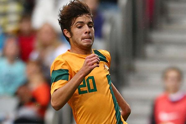 Young Socceroos held by USA