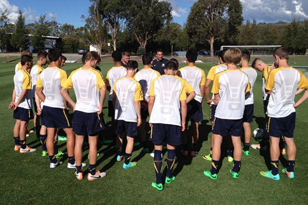 Tony Vidmar has named the Joeys squad for the AFC U-16 Championship.