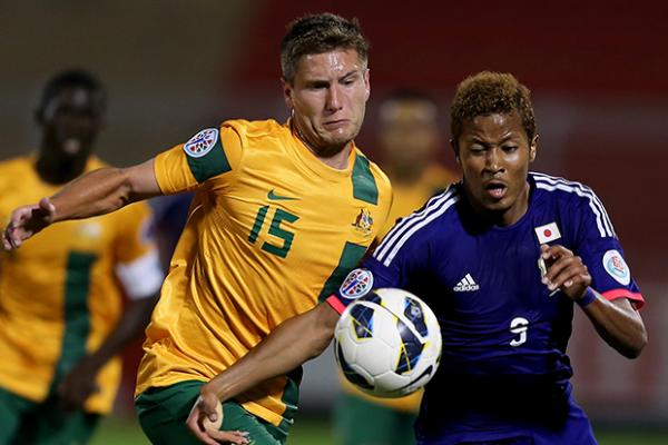 Olyroos go down to Japan