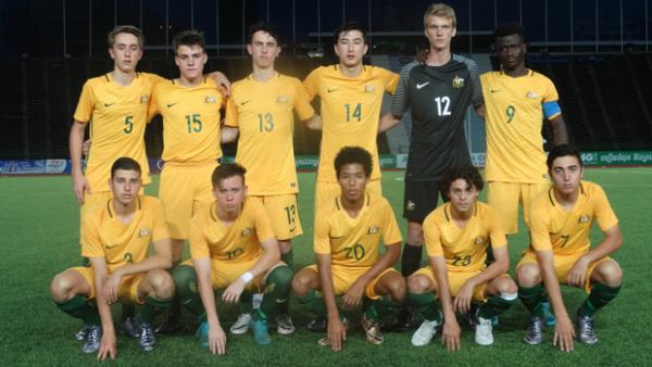 The Joeys are into the U16 AFF semi-finals.