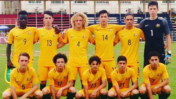 The Joeys thrashed Malaysia 7-1 overnight.