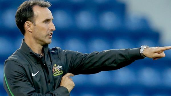 Olyroos boss Aurelio Vidmar faces a tricky test against the UAE on Friday morning.