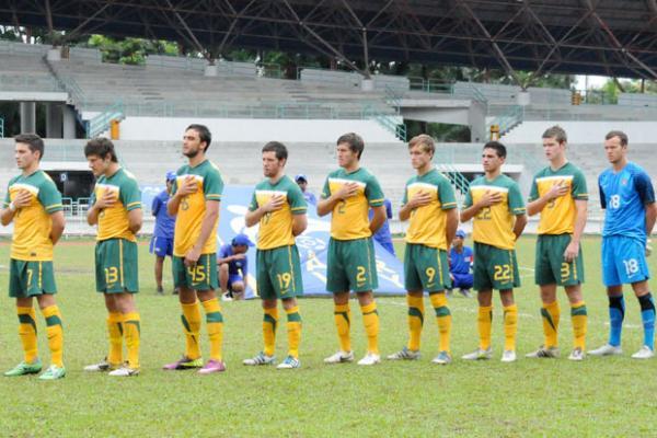 Qantas Young Socceroos beat China 3-0
