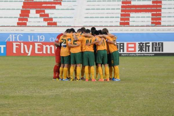 Qantas Young Socceroos qualify for 2013 FIFA U-20 World Cup