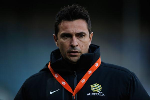 Young Socceroos announced for COTIF tournament