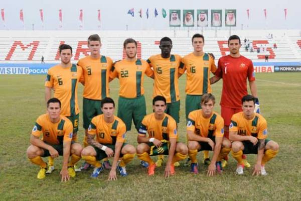 Qantas Young Socceroos knocked out in semis