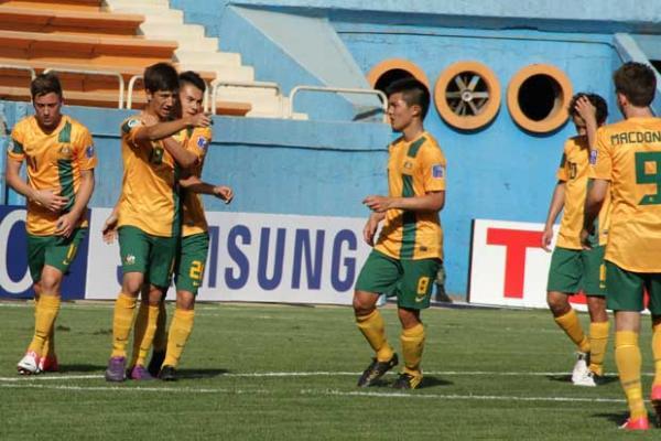 Qantas Joeys defeat Thailand