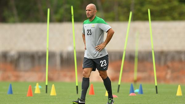 Mark Bresciano has been passed fit by coaching staff for the Socceroos World Cup opener.