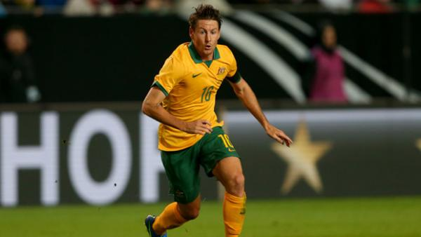 The Socceroos were held to a 0-0 draw against FYR Macedonia in Skopje.